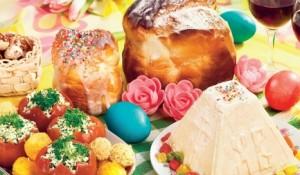 Главные пасхальные блюда