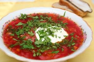 Национальные блюда украинской кухни