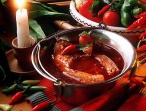 Исконная крестьянская кухня Испании