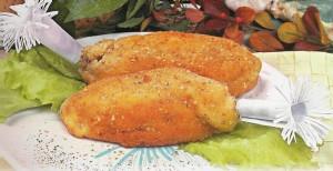 Готовим крокеты из куриного мяса
