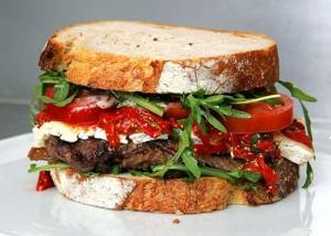 Сэндвич в домашних условиях