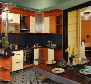 Корпусная мебель и наша кухня