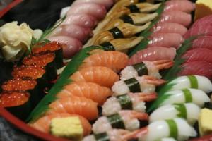 Суши – японская еда, любимая русскими