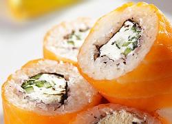 Откуда произошли суши