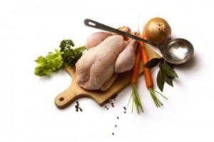 Курица - диетическое мясо