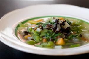 Суп для тех, кто хочет похудеть