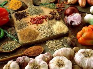 Специи и приправы в кулинарии