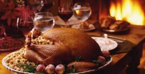 День Благодарения и главный гость — индейка