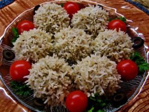 Рецепт мясных ежиков