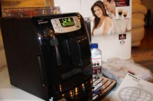 Кофе как в Италии с кофеваркой Saeco Intelia