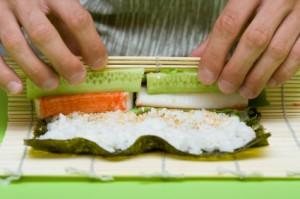 Суши - секрет приготовления