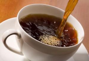 Чай и кофе – любимые напитки