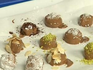 Искусство приготовления шоколадных конфет