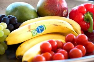 Фрукты и овощи расскажут о человеке