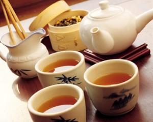 Синтетический способ ароматизации чая