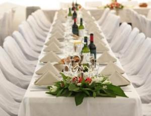 Подготовка к свадебному торжеству