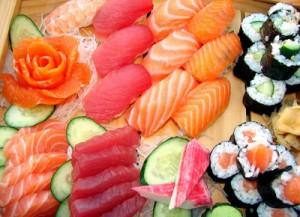 Секреты приготовления суши