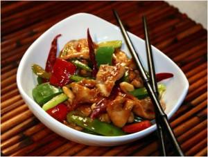 Кое-что о китайской кухне