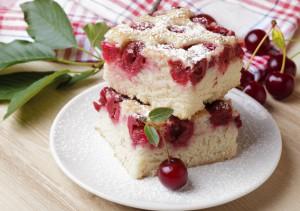 Рецепт вкуснейшего вишневого пирога