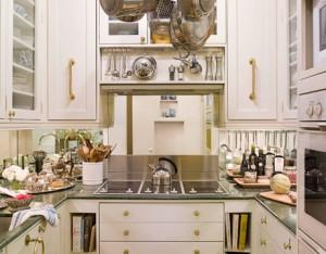 Оборудуем небольшую кухню