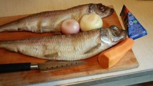Некоторые сведения о рыбе