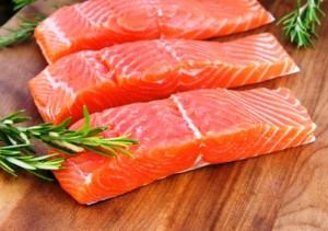 Правила хранения красной рыбы