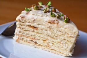 Рецепт вкусного торта на День Рождения