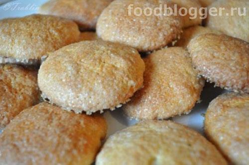 Имбирное печенье - 9