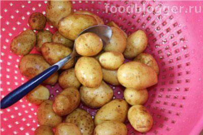 Картофель с Сальса-верде - 2