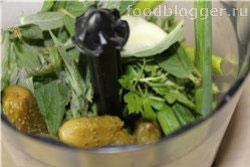 Картофель с Сальса-верде - 3