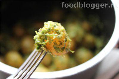 Картофель с Сальса-верде - 7