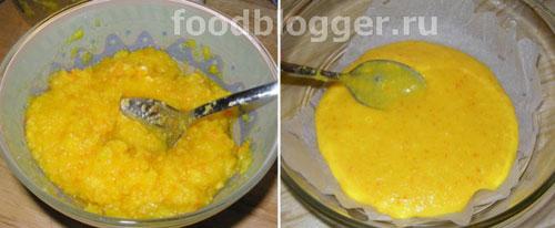 Кекс апельсиновый в СВЧ - 2