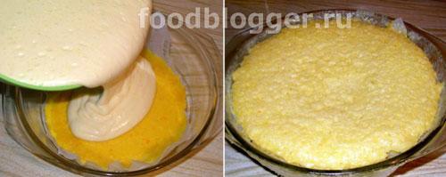 Кекс апельсиновый в СВЧ - 3