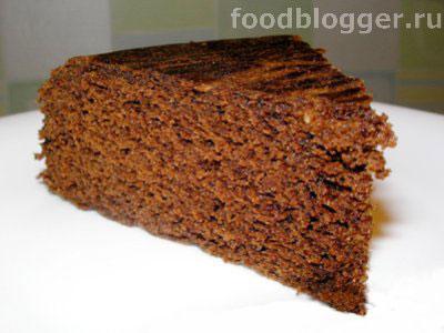 Кекс шоколадный в СВЧ - 3
