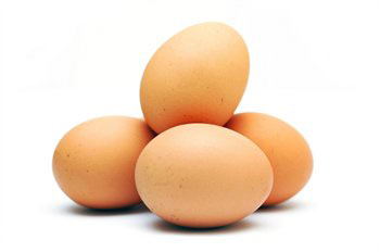 О курином яйце