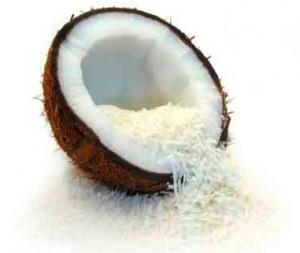 Приготовление кокосовой стружки