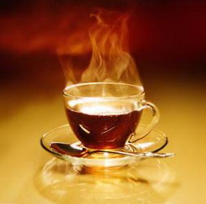 Как правильно подать чай
