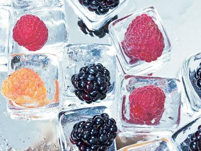 Как замораживать фрукты и овощи - 1