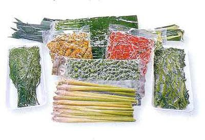 Как замораживать фрукты и овощи