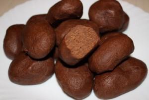 Как приготовить шоколадные пирожные