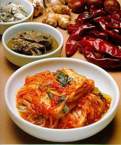 Рецепт  настоящего корейского кимчи