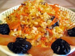 Рис - Еда с большой буквы