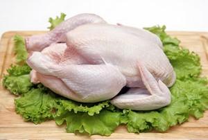 Первые признаки несвежей курицы