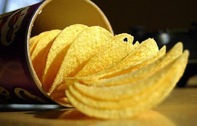 Польза и вред чипсов