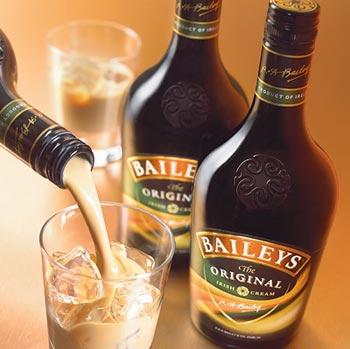 С чем пить бейлиз