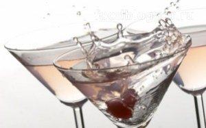 С чем подавать мартини