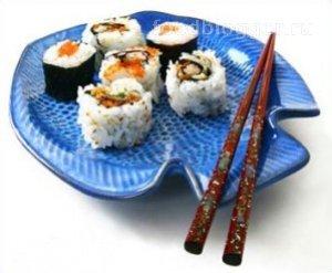 С чем подавать суши